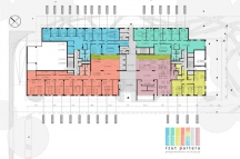 Ground Floor – Layout Option 1