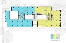 Floors 1,2,3 – Layout Option 5