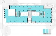 Floors 1,2,3 – Layout Option 6
